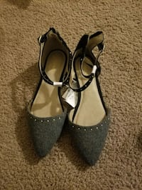 New Grey and black old navy women size 6 shoe Saint Charles, 20602