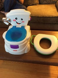 Fisher Price cheer for me potty Edmonton, T5R 1P2