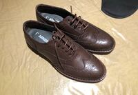New, Never. Worn, Genuine Leather Men's Shies Size 8 Toronto, M2M