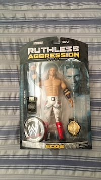 Ruthless aggression edge action figure