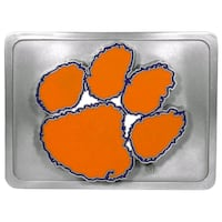 Clemson Tiger Paw NCAA Trailer Hitch Cover Severn, 21144