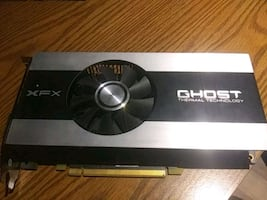 XFX R7700 series ghost