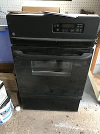 GE Gas Wall Oven