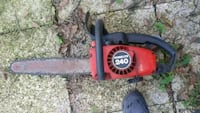 red and black leaf blower New Port Richey, 34655