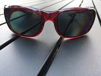 red and black framed sunglasses Towson, 21286