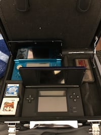 3DS and Original DS with games. Hamilton, L8W 3J8
