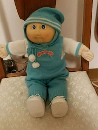 Vintage 1985 Cabbage Patch Doll Fairport, 14450