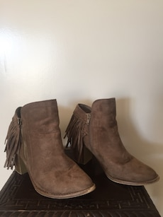 Western Chic Booties