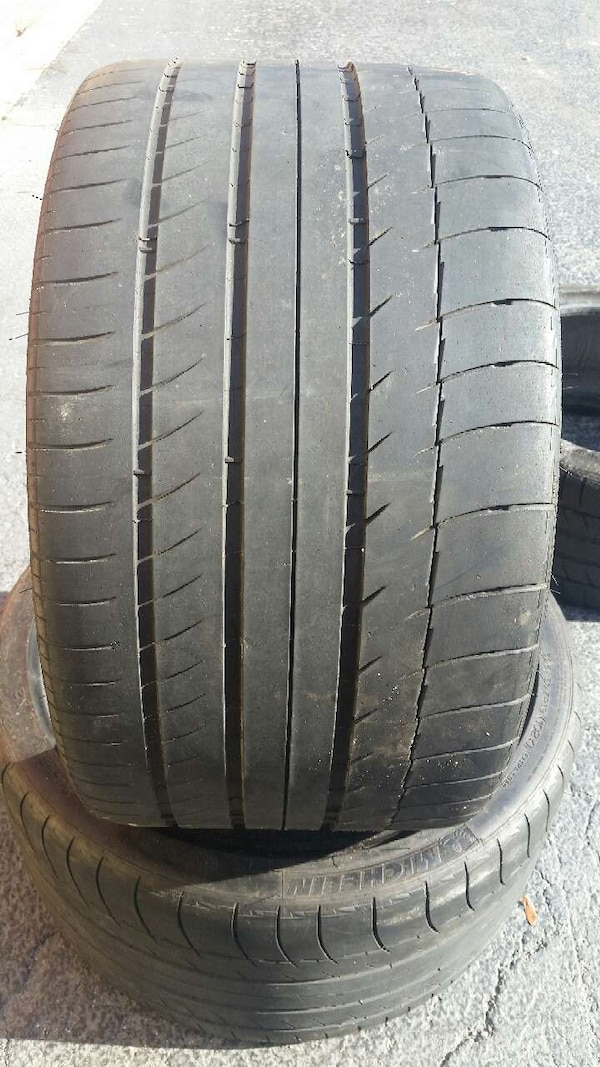 Used Tires Tampa >> 305 30 19 Michelin Pilot Sport Used Tires Porsche