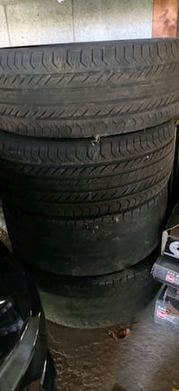 18 inch Continental SSR all-season tires for burnouts Toronto, M2R 3E8