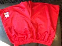 Red Arena Medium Size Shorts GUELPH