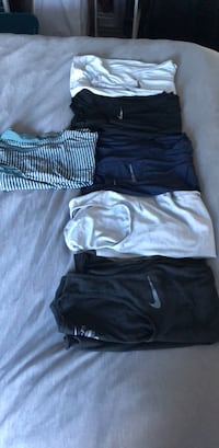 6 Nike Drifit Tanks (all size medium) Toronto, M4Y 1W4