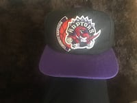 black and pink Chicago Bulls fitted cap Toronto, M3C