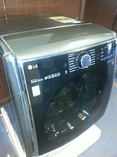 #1435 Brand New LG 4.5 cubic ft front load washer
