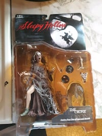 Sleepy hollow the crone action figure  Ambler, 19002