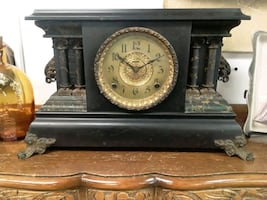 1860's mantle clock