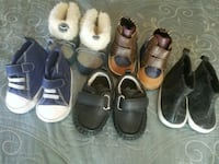 toddler's four pairs of shoes Turlock, 95380