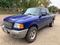 2003 Ford Ranger XLT Supercab 4 Door Sioux Falls