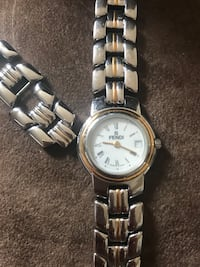 Fendi analog watch with link bracelet Laval