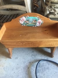 Hand crafted wooden bench  Mississauga, L4Z