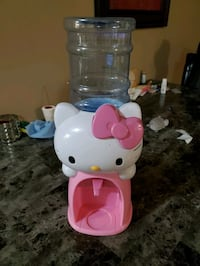 Hello kitty little water dispenser