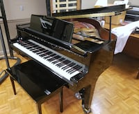 Kawai GE-20 Ebony Polish Grand Piano Nashville