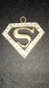 Gold Superman pendant Joplin, 64804