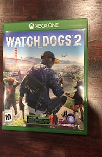 XBOX ONE GAME: Watch Dogs 2