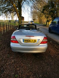 Mercedes - CLK - 2006 Oxfordshire, OX18 2JH