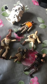 Star Wars action figures Mississauga, L5E