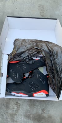 Infared 6s size 11 Los Angeles, 91331