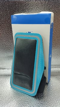 IXCC Racer Series Sports Armband for iPhone 6, Blue Eastvale