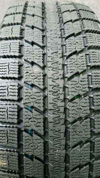 Toyo winter tires 205 55 16 with rims Laval, H7X 2Y7