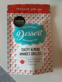 new! Tealish Toasty Almond Tea