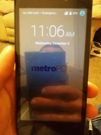 black Samsung Galaxy Android smartphone Clearfield, 84015
