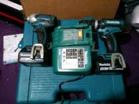 green and black Makita cordless drill Edgewater, 32132