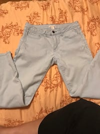 Forever 21 sz29 light blue pants Wellesley, 02482