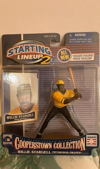 Willie Stargell Pittsburgh Pirates Cooperstown Collection  Edgewood, 21040