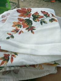 white, green, and red floral textile Desert Hot Springs, 92241