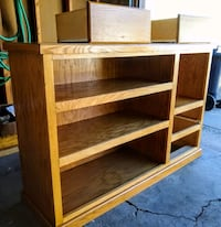 **CUSTOM OAK CONSOLE** Minneapolis, 55408