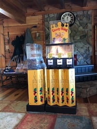 New Candy Machines Trade, 37691