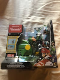 Nintendo Luigi car toy