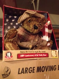 Teddy  Roosevelt  Collectors Bear