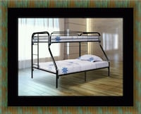 Full twin bunk bed frame Alexandria, 22306