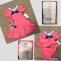 New Minnie Mouse dress 12-18 months  Denver, 80249