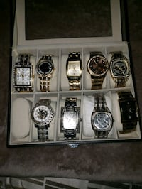 Watches for sale. 50 each. Some may need batteries Smyrna, 19977