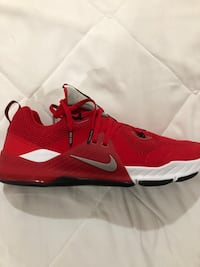 NEW Official (Ohio State)Nike Zoom Command College Training Shoe Columbus, 43232