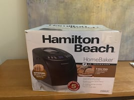 Bread Maker New