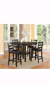 Tahoe 5-piece Counter Height Dining Set San Diego, 92128