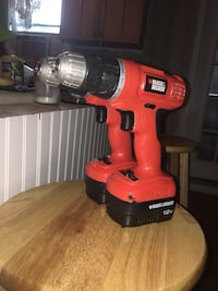 Black & Decker Cordless 12V Drills